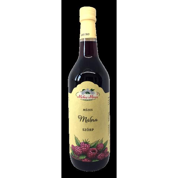 Mézes Málnaszörp Gastro